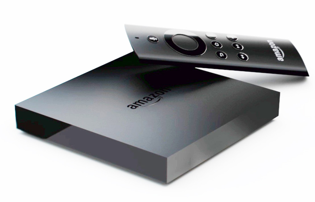 amazon firetv. and remote
