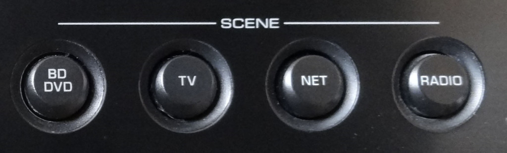 Scene Buttons