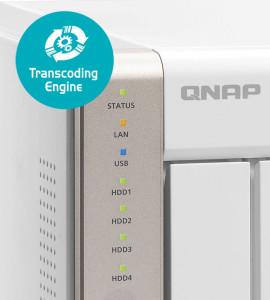 QNAP Transcode