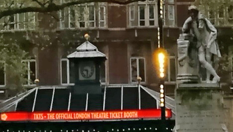 Leicester Square detail 2