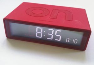 Lexon-Flip-Alarm-Clock