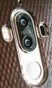 Mate9 camera bump