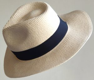 Chris Bidmead's favorite summer hat