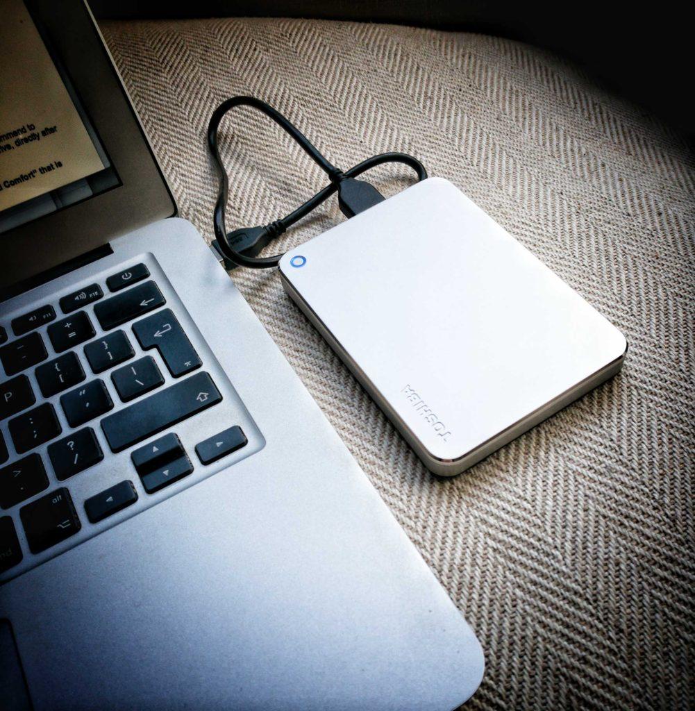 Toshiba canvio for mac